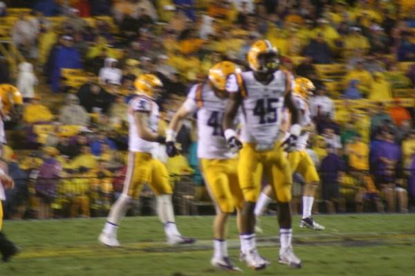 Deion Jones flying high after Seth( Spicoli) Fruge pends Auburn.