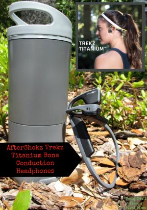 AfterShokz Trekz Titanium Bone Conduction Headphones