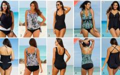 plus size swim, swimsuits for all
