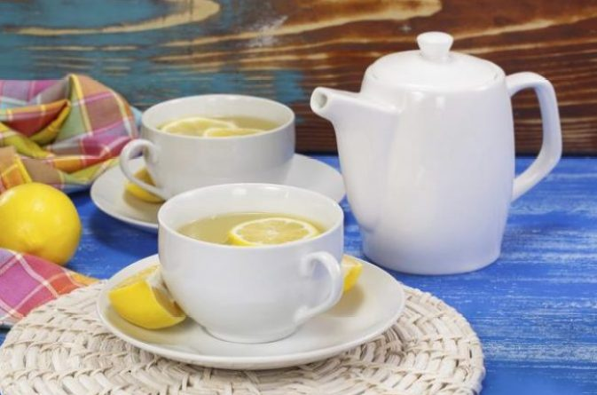 Green Tea with Lemon: A Powerful Weight Loss Boost