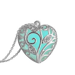 SusenstoneAqua-Blue-Tree-Heart-Glow-In-The-Dark-Pendant-Necklace-0