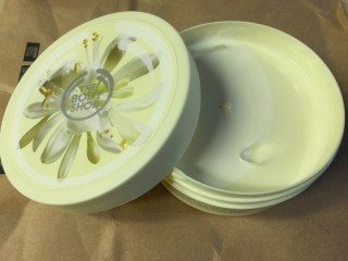 Moringa Body Butter from The Body Shop