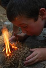 #30: Learn How To Make Fire