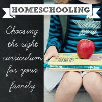 Finding the Right Curriculum for Your Family