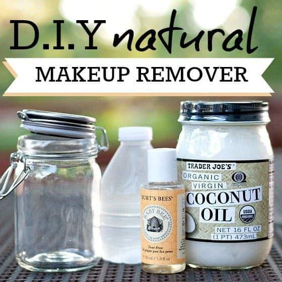 Natural Daily »  remover Remover makeup Mom natural home at Eye Makeup