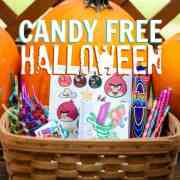 Candy Free Halloween