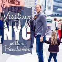 Visiting NYC with a preschooler