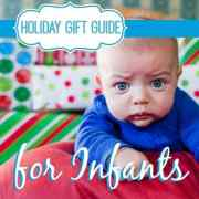 holiday gift guide for infants