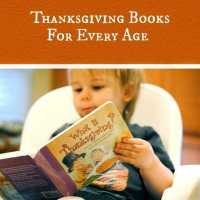 Thanksgiving Books For Every Age