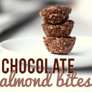 Chocolate Almond Bites