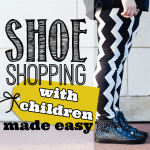 Shoe Shopping with Children Made Easy