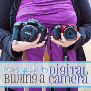 Moms Guide to Buying a Digital Camera