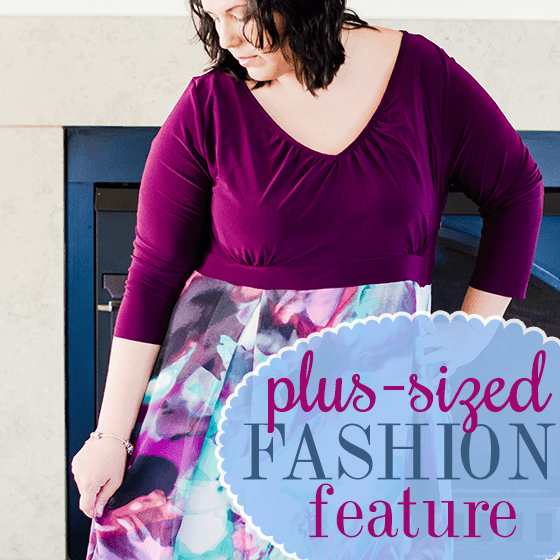 Plus Sized Fashion Feature