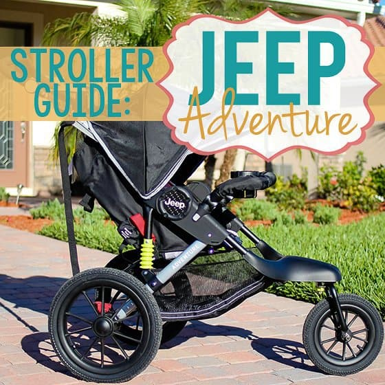 stroller guide jeep jogger adventure stroller daily mom. Black Bedroom Furniture Sets. Home Design Ideas
