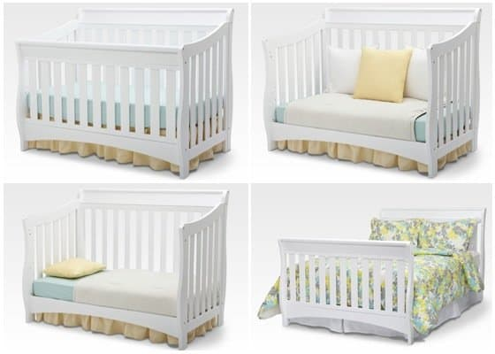 Bentley S Series 4 In 1 Crib By Delta Giveaway 187 Daily Mom