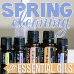 Spring Cleaning With Essential Oils 3