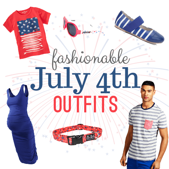 Fashionable July 4th Outfits Pin Image2