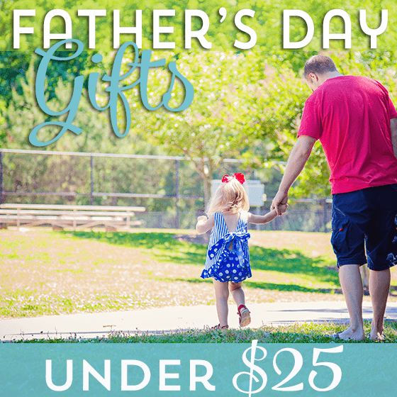Father's Day Gift guide on a budget