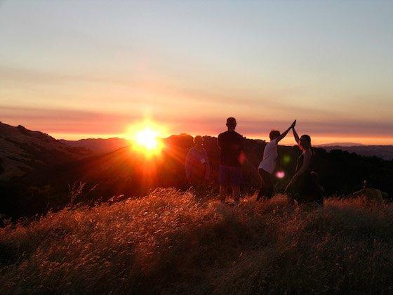 sunset damiano