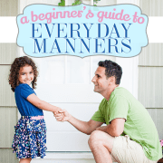 A Beginners Guide to Everyday Manners2