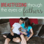 Breastfeeding-Through The eyes of fathers
