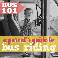 School Bus 101: A Parent's Guide to Bus Riding