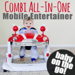 Combi All-In-One Mobile Entertainer For the baby on the go