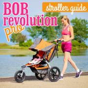 Stroller Guide Bob Revolution Pro