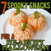 7 Spooky Snacks for a Healthy Halloween