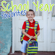 School Year Favorites
