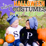 Unique Halloween Costumes for Siblings