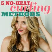 5 No-Heat Curling Methods