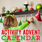 Activity Advent Calendar