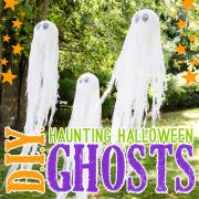 DIY Ghosts