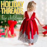 Holiday Threads for Children