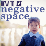 How to Use Negative Space Pin