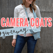 Camera Coats GIveaway