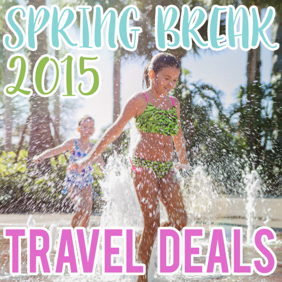 Spring Break Travel Deals 2015