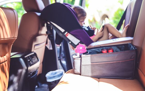 Road Tripping In Style With Toyota And Diono 187 Daily Mom