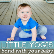 Little Yogis Bond with Your Baby PIN EDIT