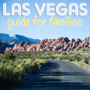Las Vegas Guide for Families