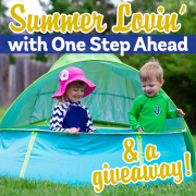 Summer Lovin' with One Step Ahead Giveaway