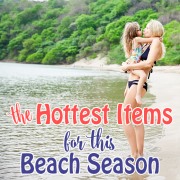 The Hottest Items For This Beach Season 1
