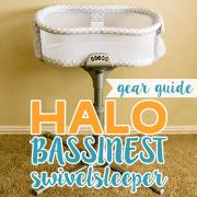 Halo Bassinest SwivelSleeper