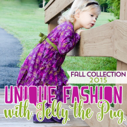 Unique Fashion with Jelly The Pug Fall Collection 2015