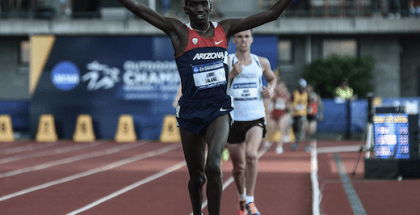 Lawi Lalang NCAA Champ (photo: Track Town Photo)