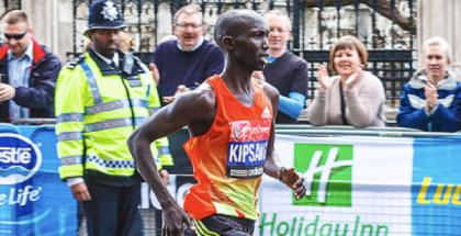 Wilson Kipsang, London Marathon 2012 winner | Flickr - Photo Sharing!