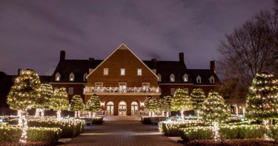 founders inn christmas