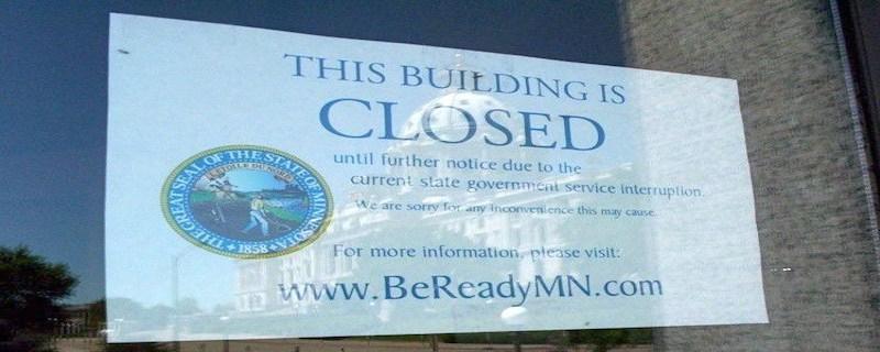 shutdown photo
