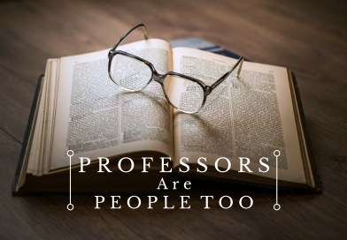 Professors are People Too: Dr. Hitchcock
